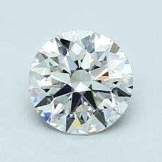 1.20 Carat 圓形 Diamond 理想 G VVS2