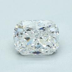 推薦鑽石 #1: 1.82 克拉墊形切割