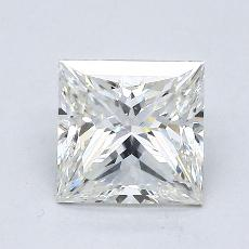 Recommended Stone #2: 1.57-Carat Princess Cut