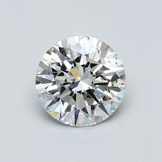 Recommended Stone #3: 0.83-Carat Round Cut
