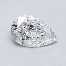 Recommended Stone #2: 0.62-Carat Pear Shaped