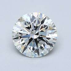 Recommended Stone #1: 1.31-Carat Round Cut