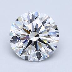 Recommended Stone #2: 1.62-Carat Round Cut