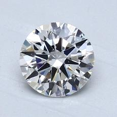 Recommended Stone #2: 1,01-Carat Round Cut