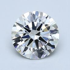 Recommended Stone #4: 1.55-Carat Round Cut