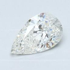 Recommended Stone #3: 1.24-Carat Pear Shaped