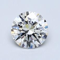 Recommended Stone #4: 1.03-Carat Round Cut