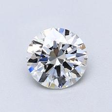 Recommended Stone #3: 0.77-Carat Round Cut