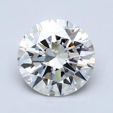 推荐宝石 3:1.50克拉圆形切割钻石