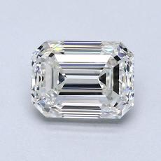 1.01 Carat 绿宝石 Diamond 非常好 J VVS1