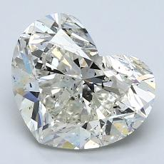 Recommended Stone #3: 3.02-Carat Heart Cut Diamond
