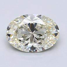 Current Stone: 1.52-Carat Oval Cut