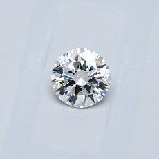 Recommended Stone #2: 0.23-Carat Round Cut Diamond