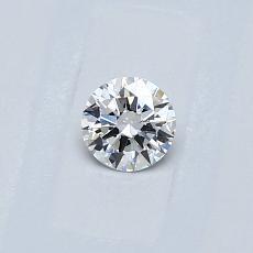 推荐宝石 2:0.23克拉圆形切割钻石