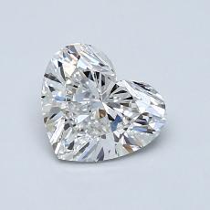 オススメの石No.2:0.90 Carat Heart Shaped
