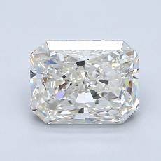 Recommended Stone #3: 1.51-Carat Radiant Cut