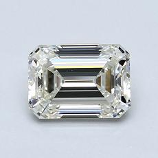 Recommended Stone #3: 1,11-Carat Emerald Cut