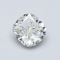 推荐宝石 1:0.90 克拉垫形切割