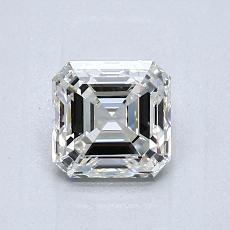 0.91 Carat 上丁方形 Diamond 非常好 J VVS1