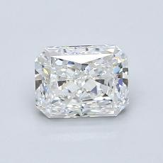 Recommended Stone #2: 1.00-Carat Radiant Cut
