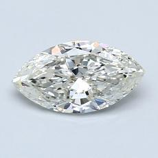Recommended Stone #3: 0,80-Carat Marquise Cut