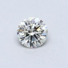 Recommended Stone #3: 0.41-Carat Round Cut