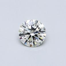 Recommended Stone #3: 0.35-Carat Round Cut