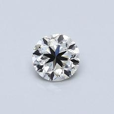 Recommended Stone #3: 0.40-Carat Round Cut
