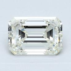 Recommended Stone #1: 2.01-Carat Emerald Cut