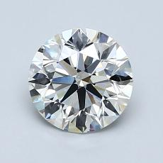 Recommended Stone #2: 1.29-Carat Round Cut