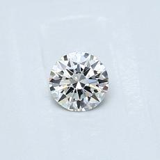 0,23 Carat Rond Diamond Idéale G VS1