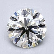 Recommended Stone #1: 1.55-Carat Round Cut