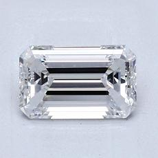 Recommended Stone #2: 1,04-Carat Emerald Cut