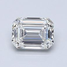 Recommended Stone #3: 1.12-Carat Emerald Cut