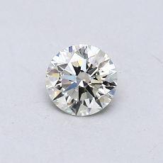 推薦鑽石 #4: 0.32  克拉圓形切割