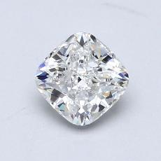 Recommended Stone #3: 0,82-Carat Cushion Cut