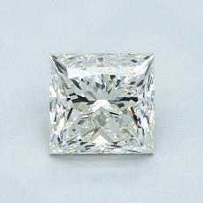 推荐宝石 3:1.20 克拉公主方型切割