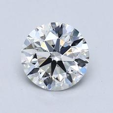 Recommended Stone #4: 1.07-Carat Round Cut
