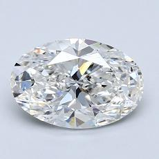 Recommended Stone #4: 1.51-Carat Oval Cut