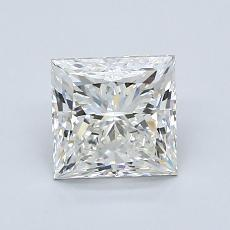 Recommended Stone #1: 1.22-Carat Princess Cut
