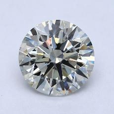 Recommended Stone #3: 3,51-Carat Round Cut