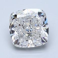 推薦鑽石 #3: 2.30 克拉墊形切割