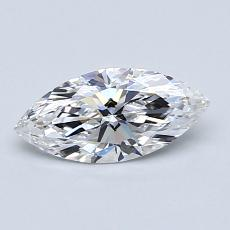 Recommended Stone #3: 0.60-Carat Marquise Cut