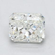 Recommended Stone #3: 1.21-Carat Radiant Cut