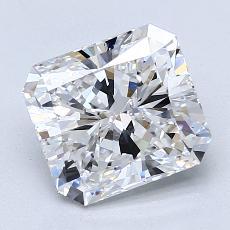 Target Stone: 2.12-Carat Radiant Cut Diamond