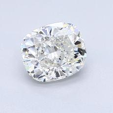 Recommended Stone #4: 0.96-Carat Cushion Cut Diamond