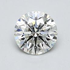 推荐宝石 3:1.16 克拉圆形切割