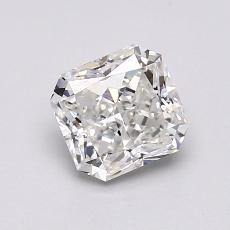 1,07-Carat Radiant Diamond Very Good I VS2