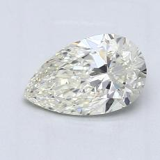 Recommended Stone #4: 0.99-Carat Pear Shaped