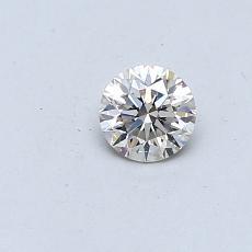 Target Stone: 0.29-Carat Round Cut Diamond